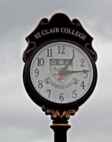 College Clock