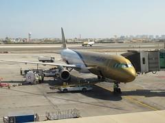 Gulf Air A321-231, A9C-CA, as GF 504 BAH-DXB