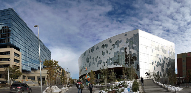 Calgary Central Library,
