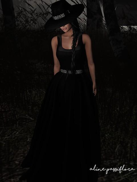 In the Deep, Dark Woods.