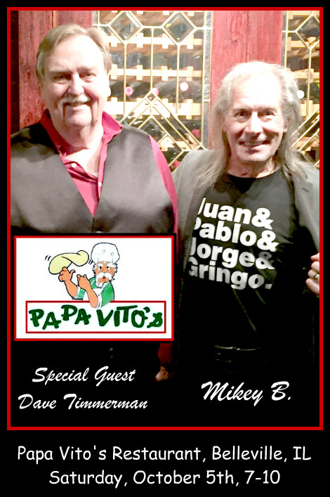 Mikey B & Dave Timmerman 10-5-19