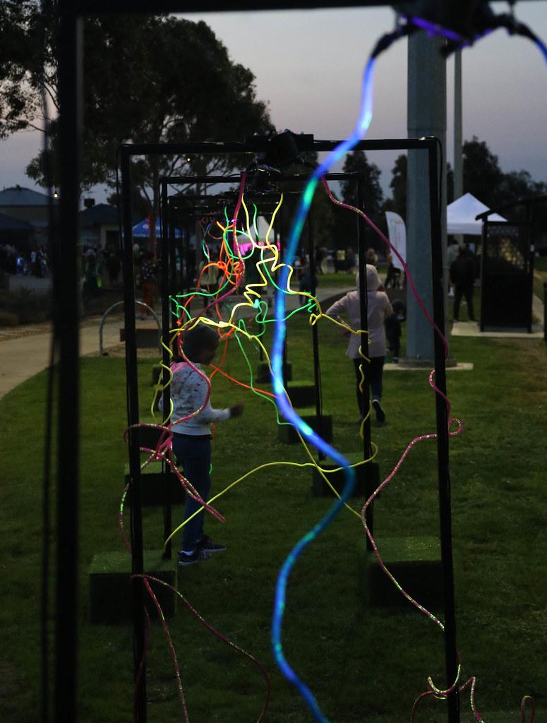 20190920_4191 Trail of Lights installation