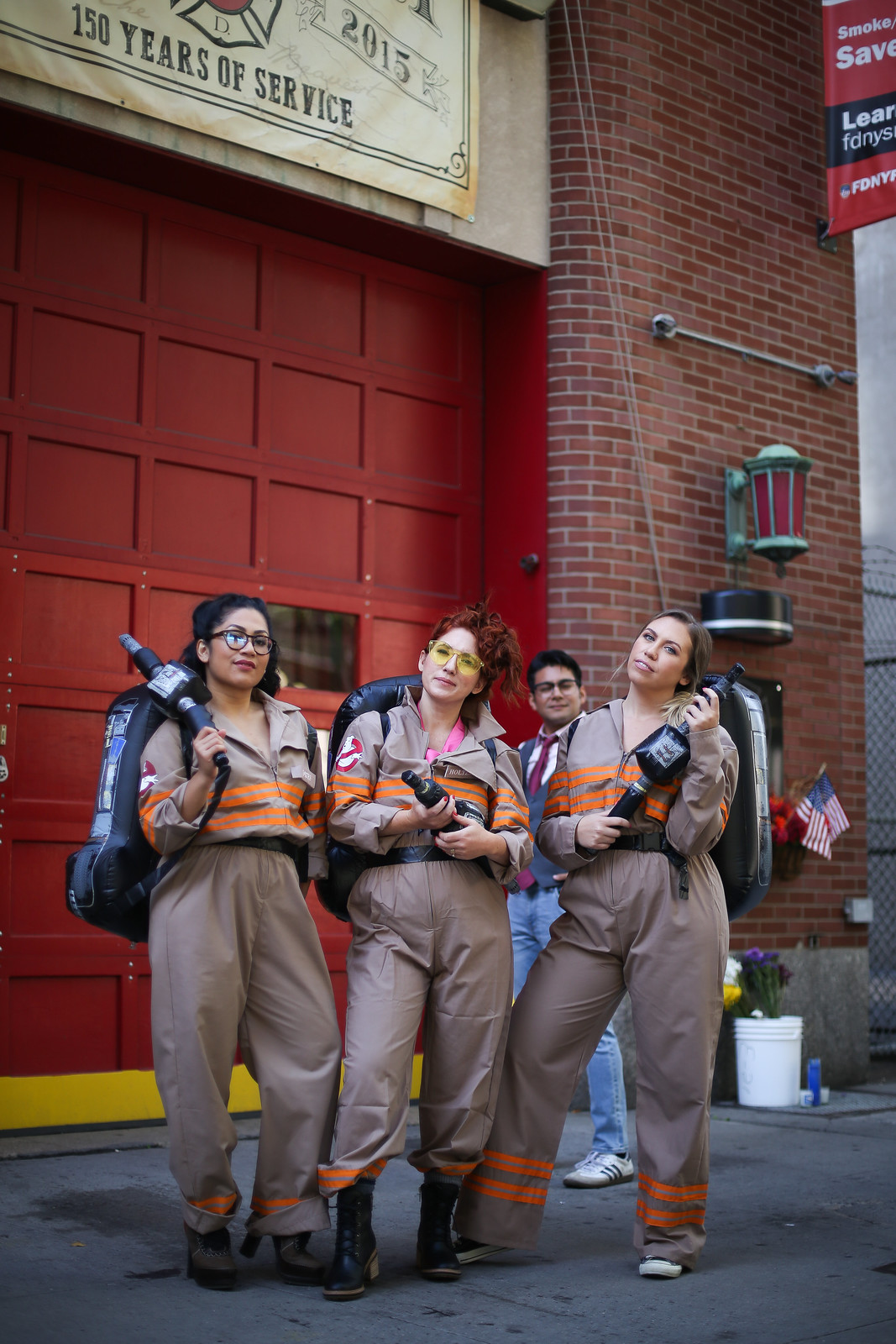 Ghostbusters Group Costume | Last Minute Halloween Costumes You Can Amazon Prime