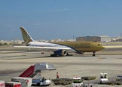 Gulf Air A330-243, A9C-KE, as GF 771 ISB-BAH