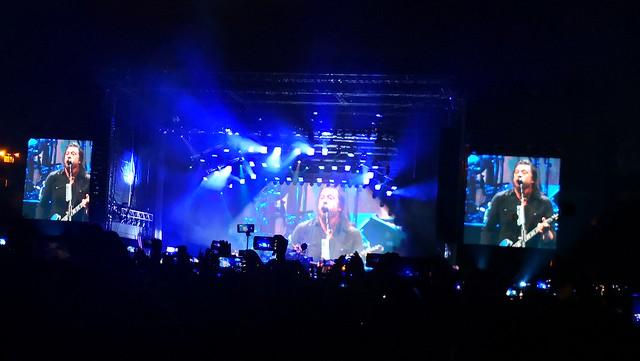Foo Fighters en Bogotá Colombia