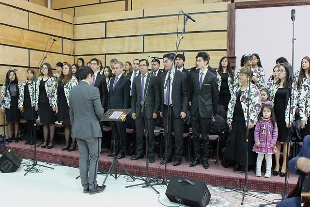 Unidos para agradecer en Osorno