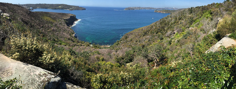 Crater Cove panorama