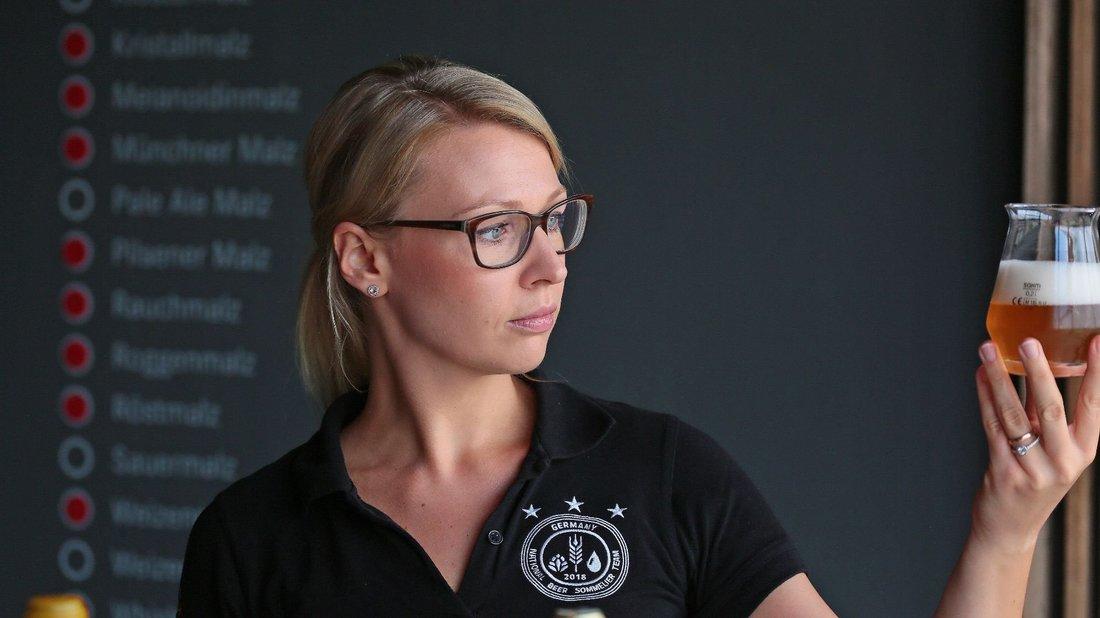 Чемпионом мира среди пивных сомелье впервые стала женщина