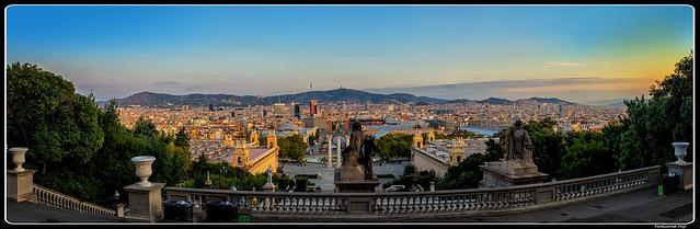 Barcelona_Montjuïc_Panorama_Catalonia_ES