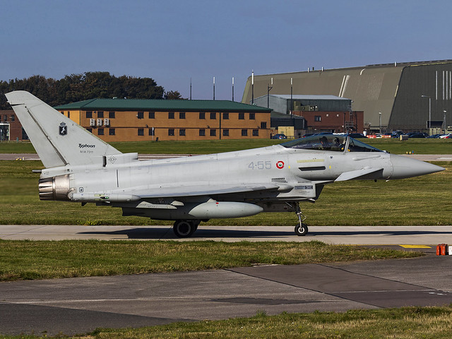 Aeronautica Militare   Eurofighter Typhoon EF2000   MM7311