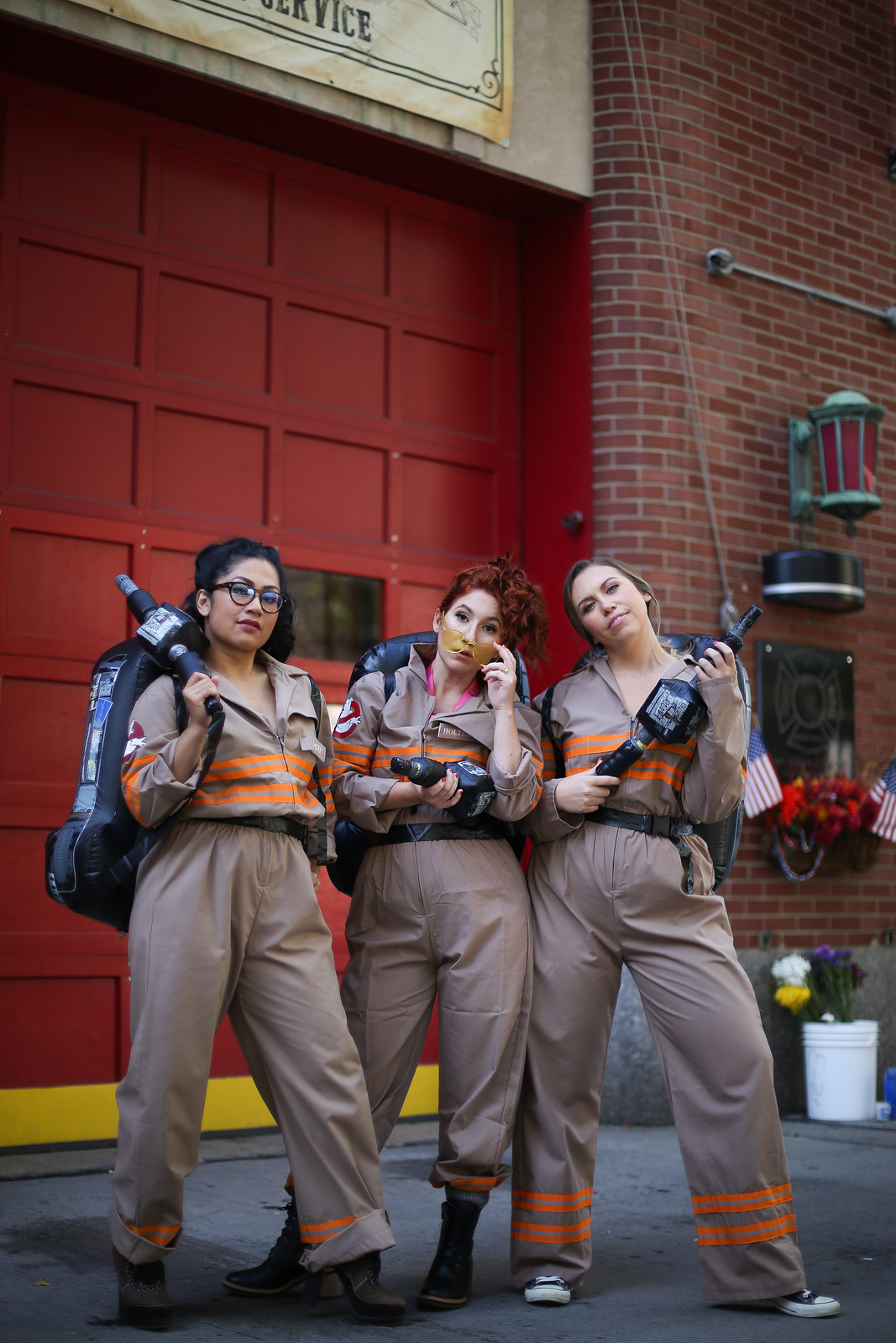 Ghostbusters Halloween Costume | Hilarious Group Halloween Costumes | Funny Halloween | East Halloween Costumes | The Best Last Minute Halloween Costumes