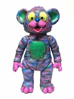 【TTF2019】「新增本次限定的 The IT Bear 官圖」超萌的快獸布斯卡、經典的東寶怪獸來襲! Bullmark、U.S.toys 於「墓場畫廊 × MILKBOY TOYS」的 C00 攤位限定商品情報公開!
