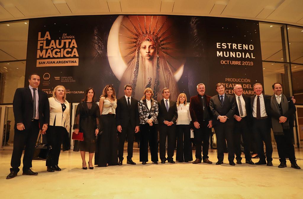 2019-10-02 PRENSA: Estreno Mundial de La Flauta Mágica en el Teatro del Bicentenario