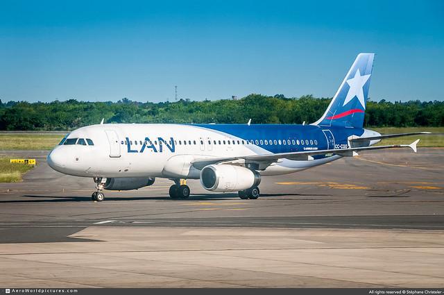 EZE•2015 | #LAN.Airlines #LA #LAN #Airbus #A320 #CC-CQO #awp
