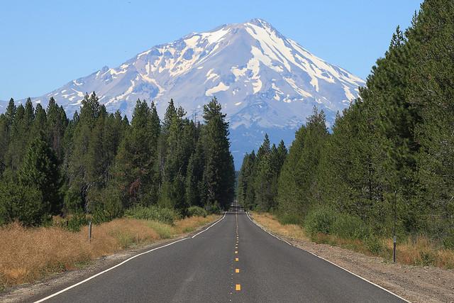 California - Mount Shasta