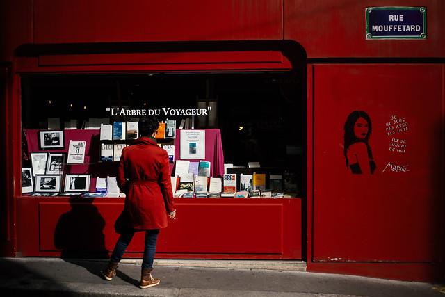 Paris, Rue Mouffetard (France 2019)
