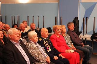 1.10.2019 | Благочинный Новгородского округа поздравил пожилых людей с праздником