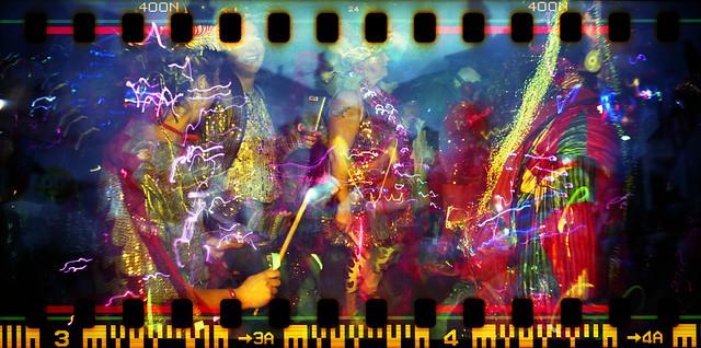 Sheffield Samba Band @ Sharrow Lantern Festival