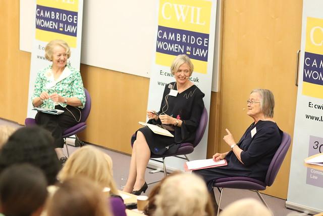 Cambridge Women in Law Launch Event September 2019