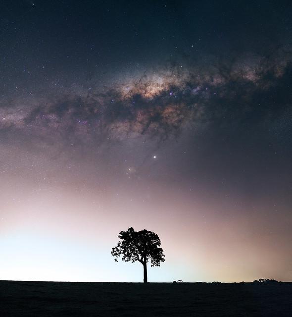 Milky Way at Bailup, Western Australia