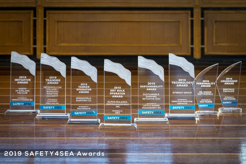 2019 SAFETY4SEA Awards