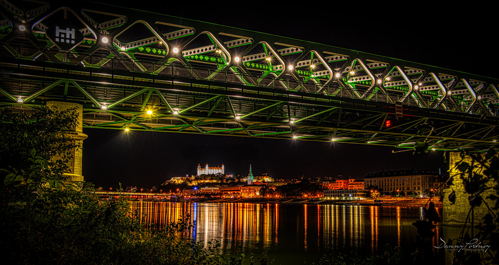 Bratislava by night 1