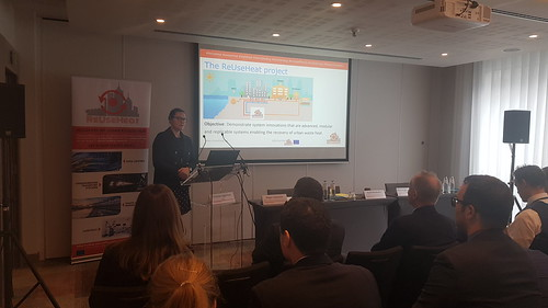 ReUseHeat policy workshop: How to ensure waste heat recovery investments?