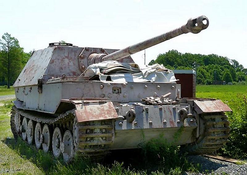 Jagdpanzer Elefant 00012