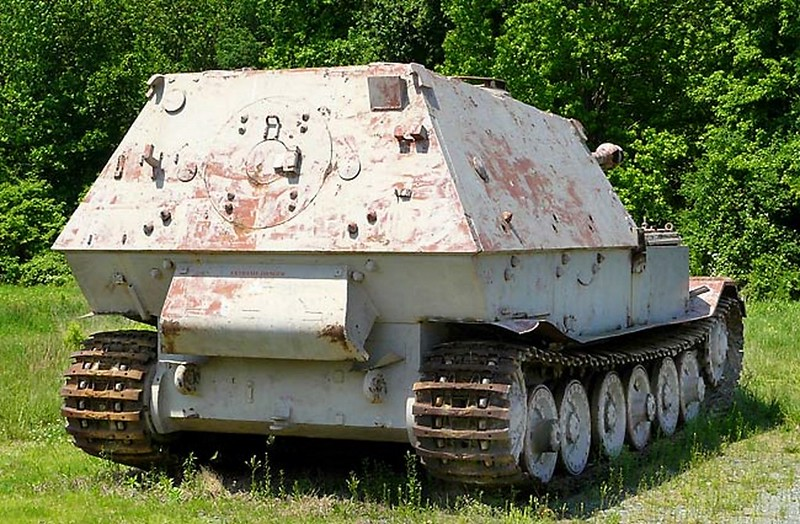 Jagdpanzer Elefant 00002