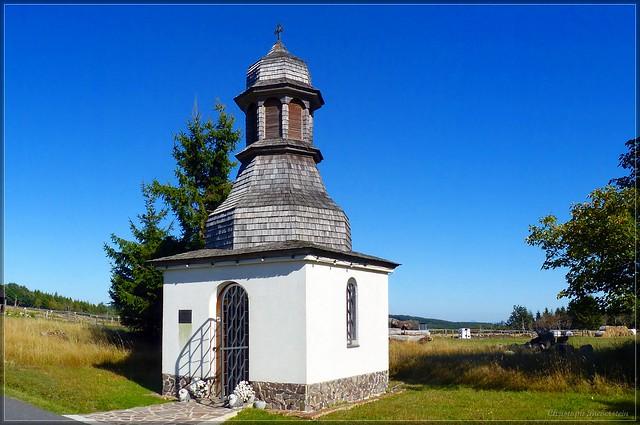 Kapelle der Jungfrau Maria in Ladung