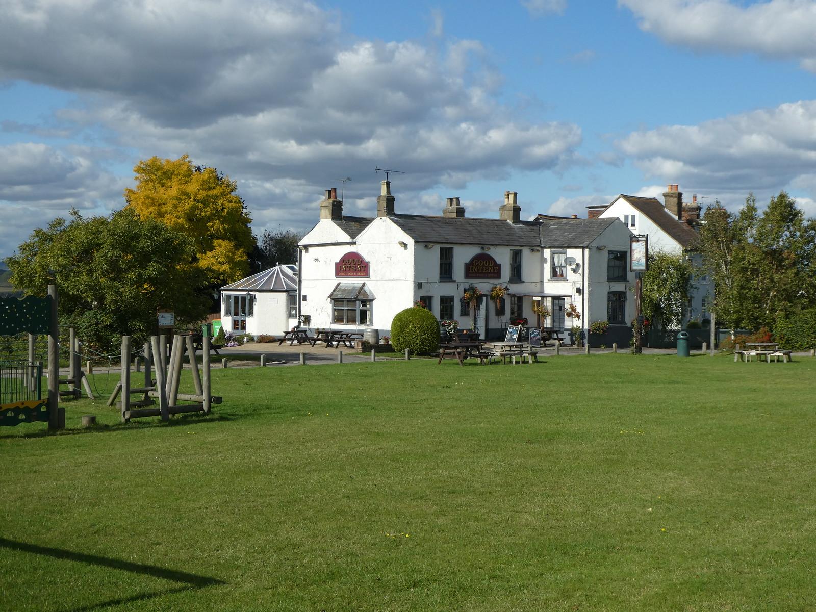 Farleigh Green Wateringbury Circular walk