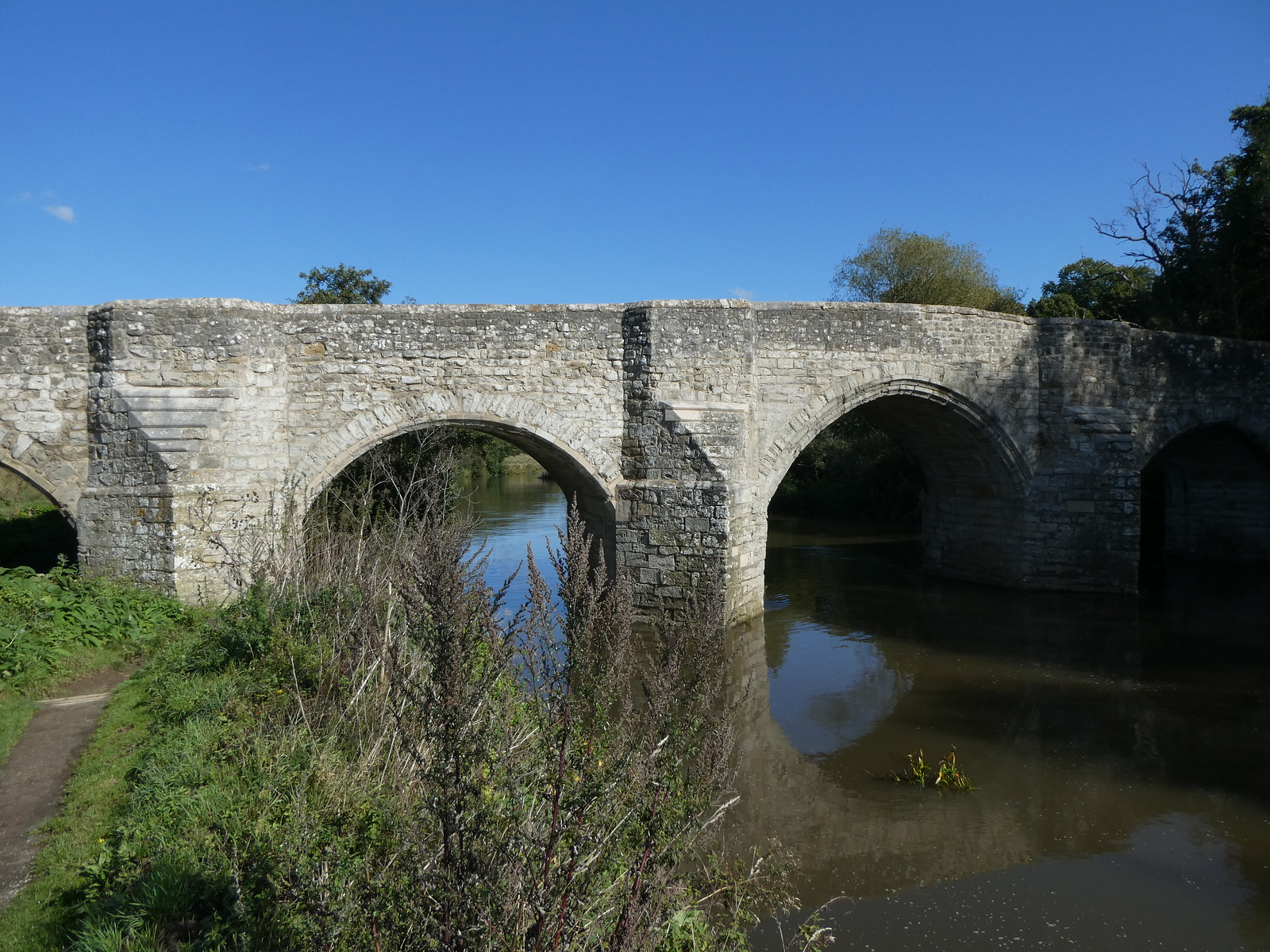 Teston Bridge Wateringbury Circular walk