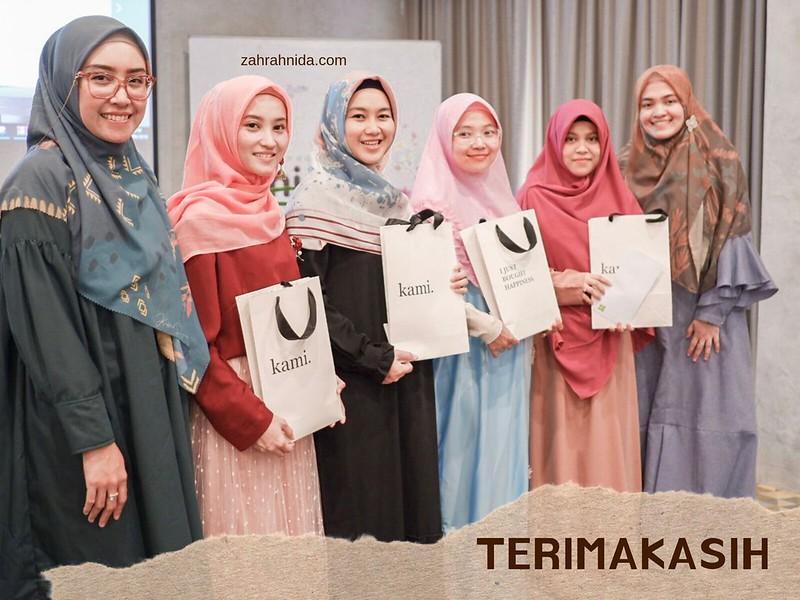 Indonesian Hijab Blogger Lima Tahun