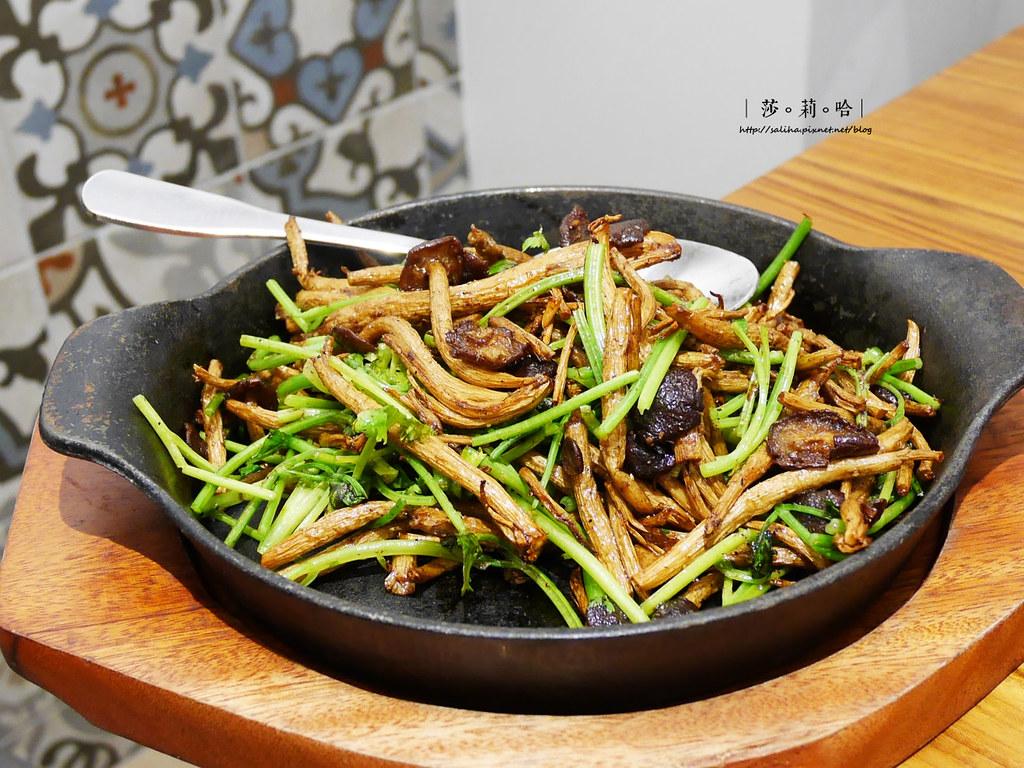 台北捷運南京復興站好吃素食餐廳推薦祥和蔬食全素料理 (1)