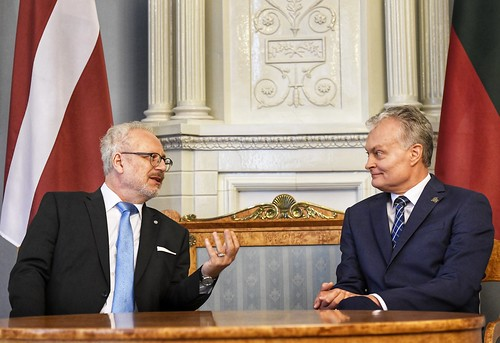 Valsts prezidenta Egila Levita darba vizīte Lietuvā