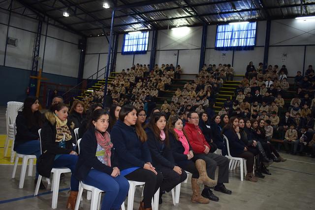Día del Asistente Educación Sede Norte EGB