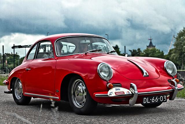 Porsche 356 SC 1965 (7188)
