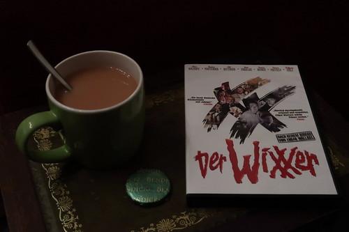 """Englischer Tee und ein Bittermint-Taler zum Film """"Der Wixxer"""""""