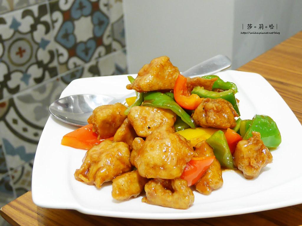 台北捷運南京復興站好吃素食餐廳推薦祥和蔬食全素料理 (2)