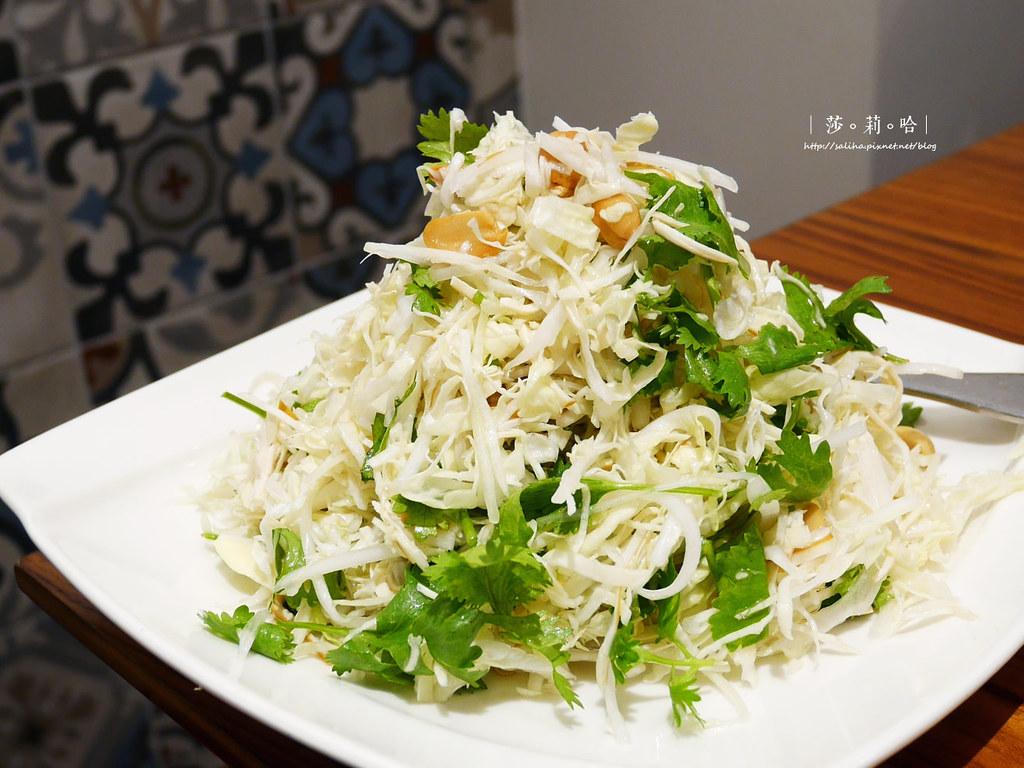 台北南京復興站好吃素食餐廳推薦祥和蔬食慶城店 (4)