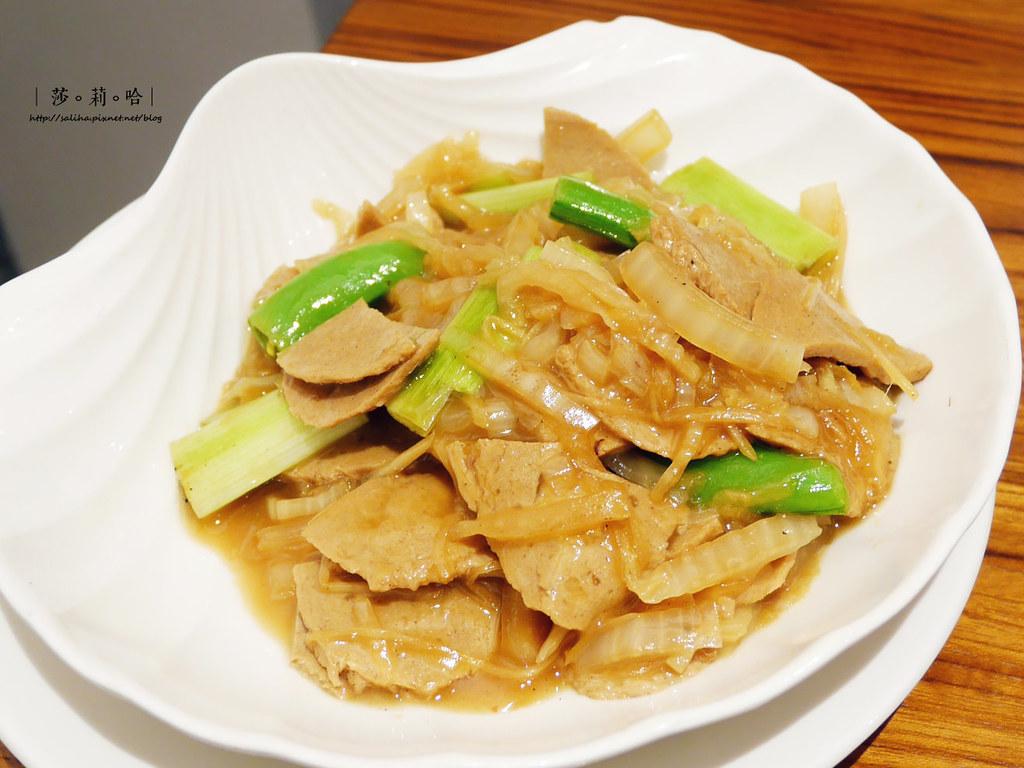 台北松山區南京東路好吃素食米其林餐廳推薦祥和蔬食 (4)