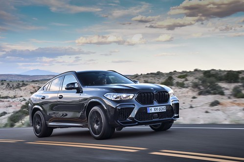 The new 2020 BMW X5 M and X6 M Photo