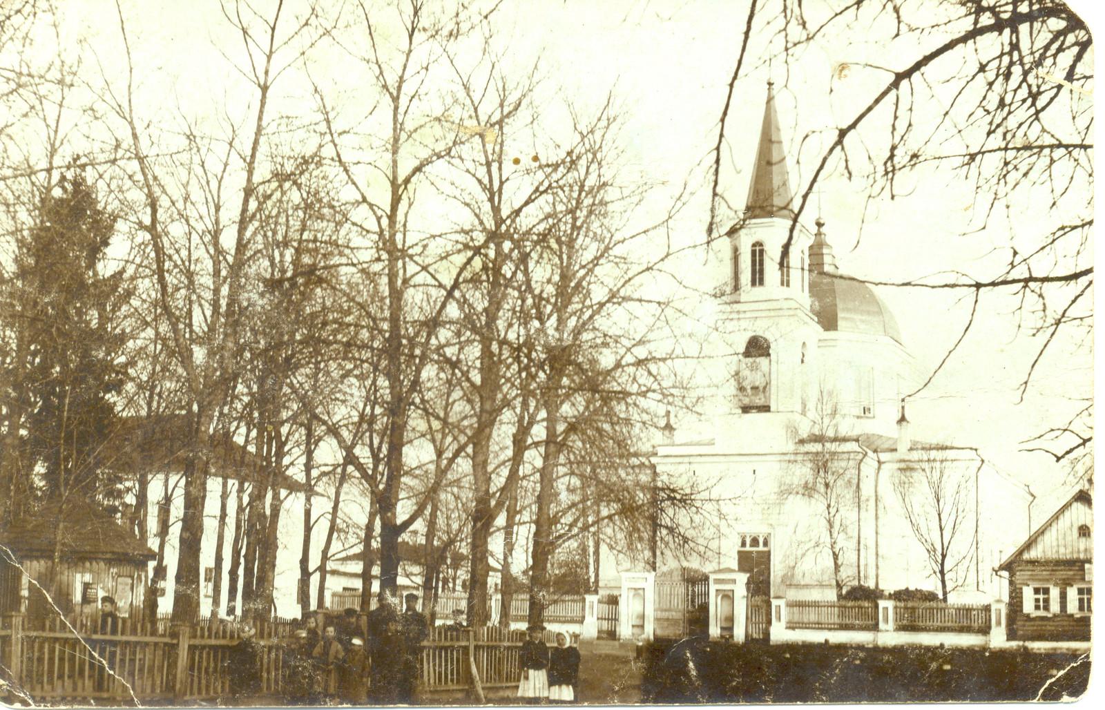 Спасская церковь на Рыночной площади
