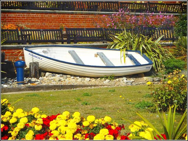 Old Boat Garden ..