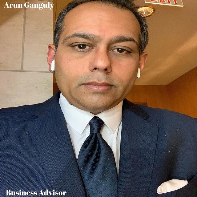 Arun Ganguly