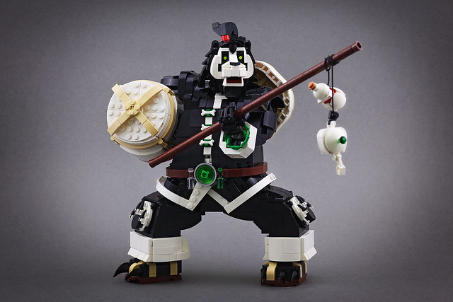 LEGO Mists Of Pandaria