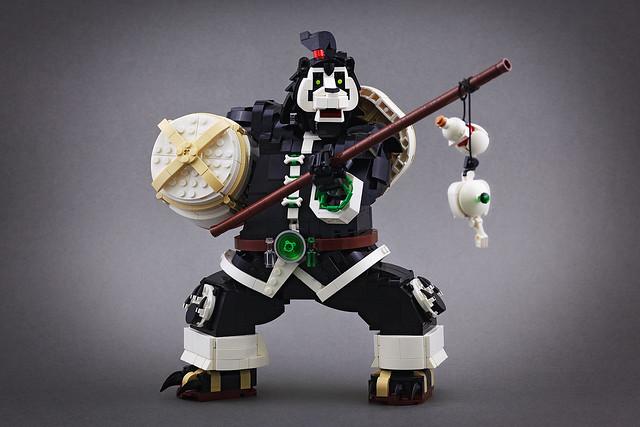 LEGO Mists Of Pandaria