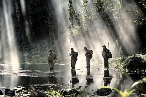 """108悍將 The movie poster & the stills of """" Danger Close: The Battle of Long Tan"""" , Oct 2, 2019"""
