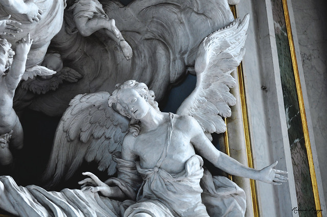 Angel detail