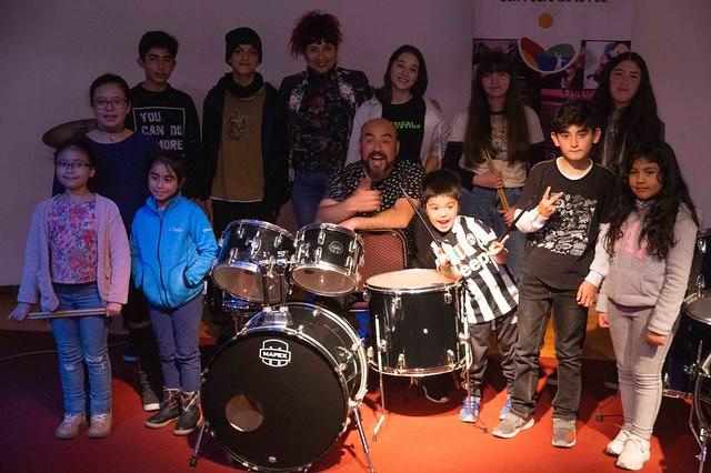 Gala de batería Carlos Cartes 2019